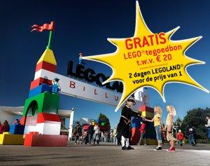 LEGOLAND Billund Denemarken Ingang