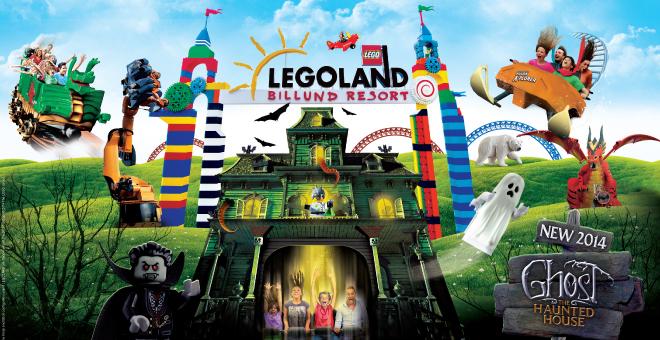 Aanbieding: 2e dag gratis naar LEGOLAND
