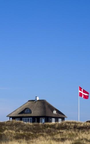 Vakantiehuis in de herfstvakantie in Denemarken