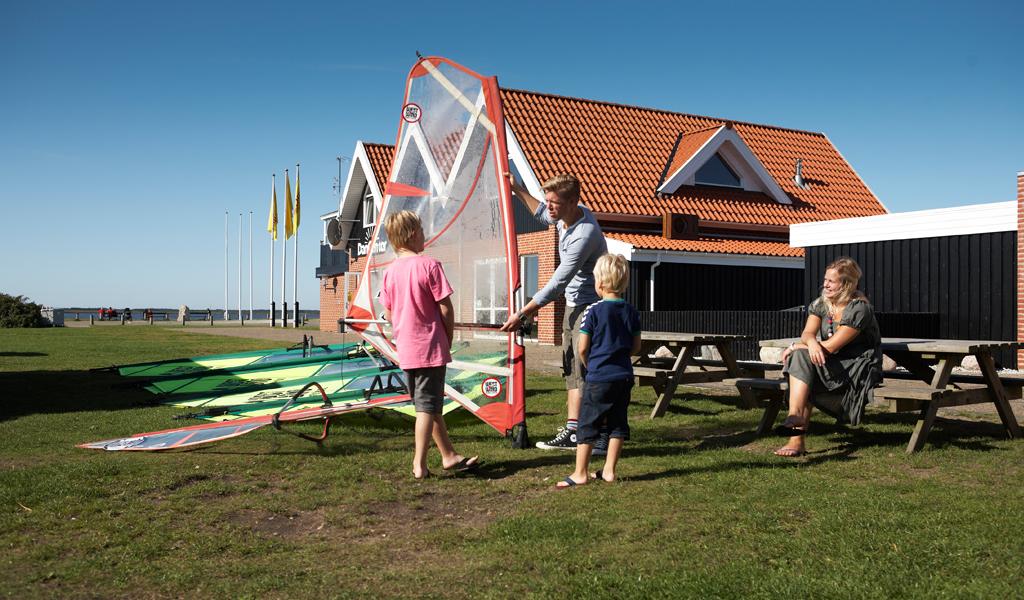 Vakantiewoningen in Denemarken