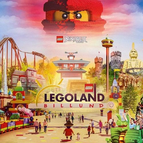Legoland Billund Resort Lego Stad In Denemarken