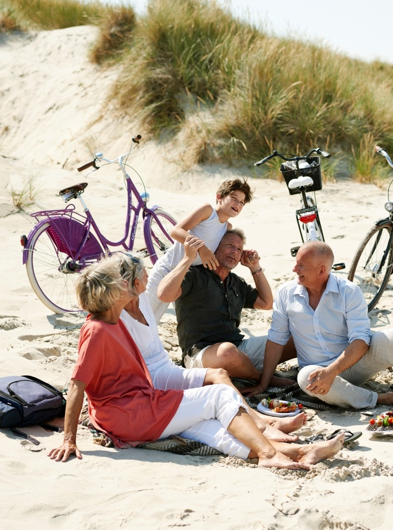 Op vakantie in Denemarken