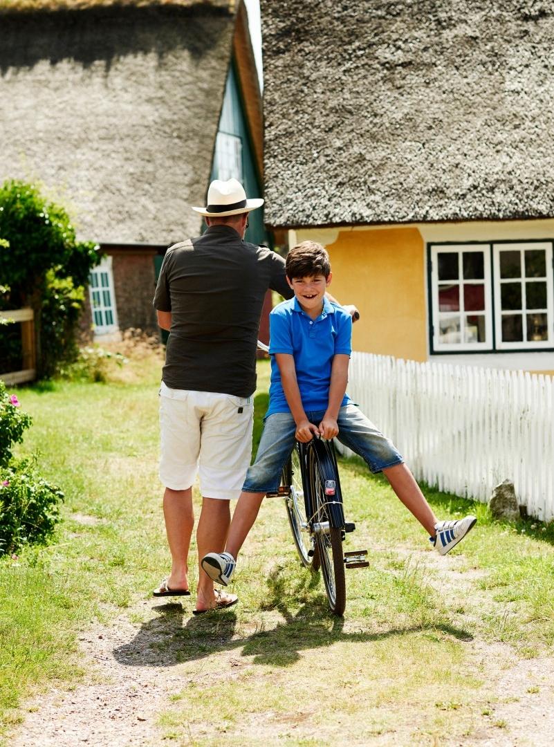 Fietsen in Denemarken