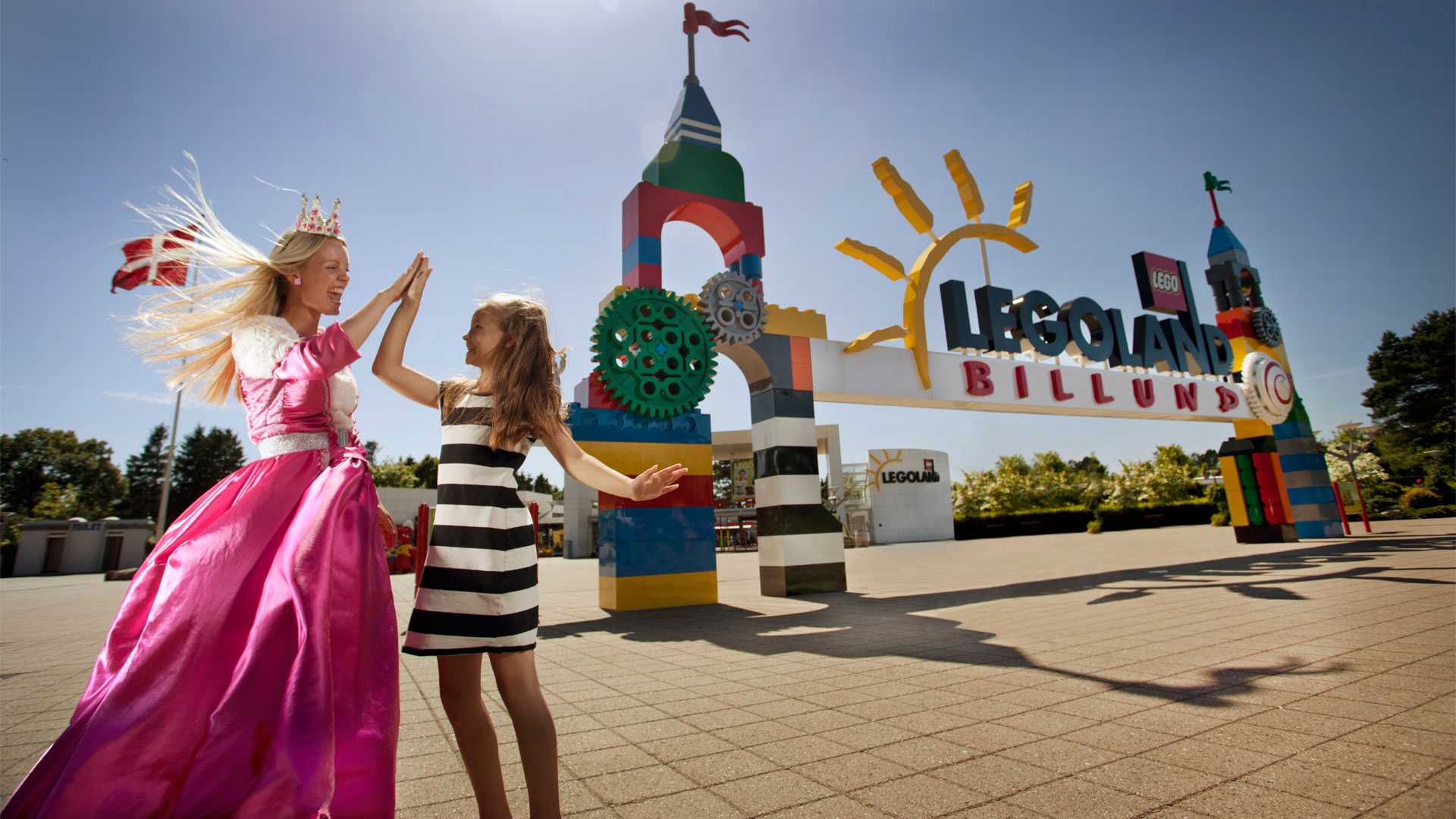 Accommodaties LEGOLAND