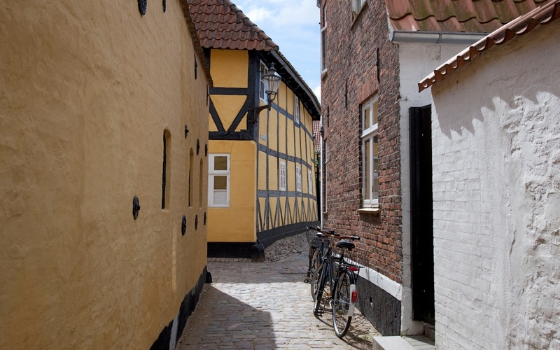 Zuid-Denemarken, Ribe