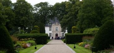 Zuid-Denemarken, Schackenborg Slot