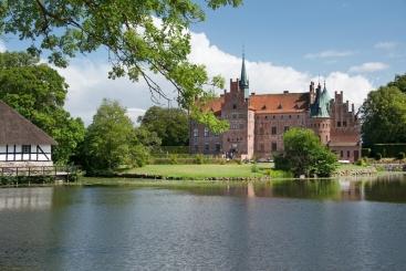Zuid-Denemarken, Egeskov Slot