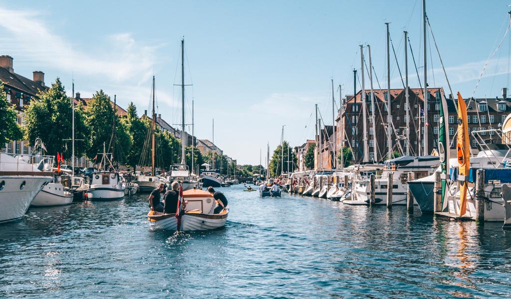Vakantiehuisje in Denemarken