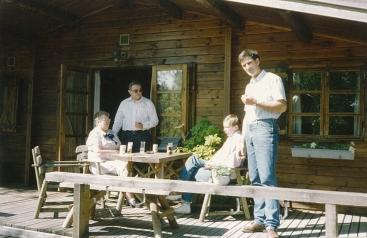 Vakantie in Virklund