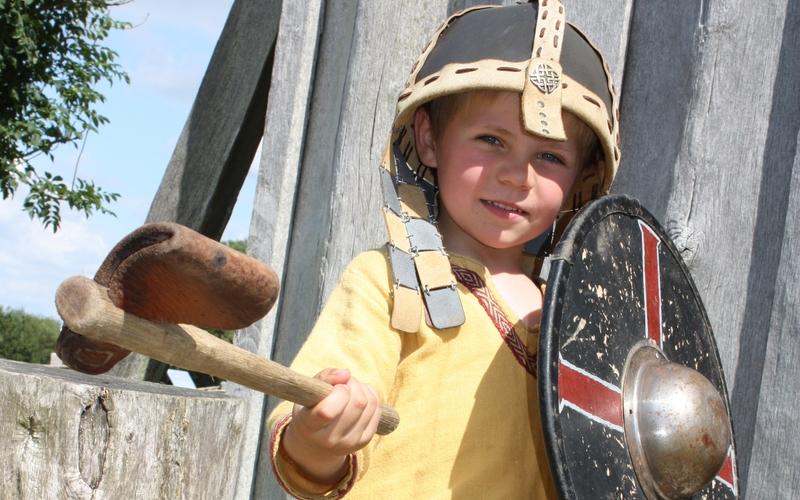 Ribe Vikingecenter, Zuid-Denemarken