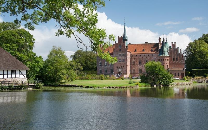 Egeskov Slot, Zuid-Denemarken