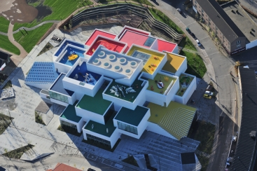 LEGO House LEGO-House-from-above