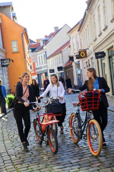 Aarhus in Denemarken