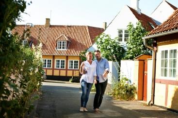 Fuuns dorpje in Denemarken