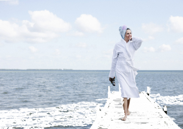 Skallerup Seaside Resort in Noord-Jutland, Denemarken