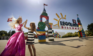 LEGOLAND Billund in Denemarken