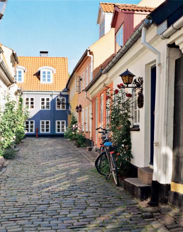 Noord-Jutland in Denemarken