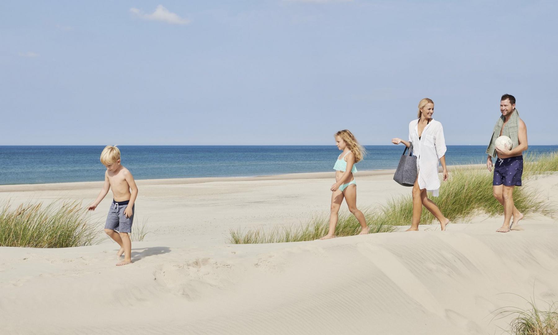 De stranden van Noord-Jutland