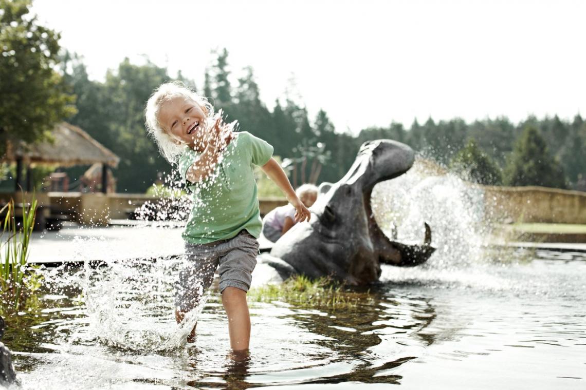 Knuthenborg Safaripark. Foto: Niclas Jessen/VisitDenmark