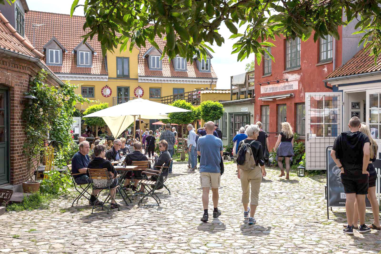 De Oost-Deense eilanden voor cultuurliefhebbers