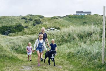 Vakantie met de hond in Denemarken. Foto: Niclas Jessen / VisitDenmark