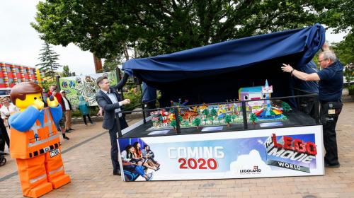LEGOLAND® Billund kondigt nieuw themagebied The LEGO® MOVIE™ Wereld aan voor 2020