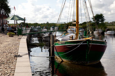 Ribe in Zuid-Denemarken Fotocredits Kim Wyon VisitDenmark_1