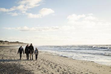 Strand Westkust Denemarken Fotocredits Mikkel Heriba / VisitDenmark