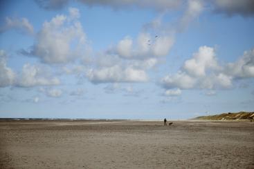 Strand Westkust Denemarken Fotocredits Niclas Jessen / VisitDenmark