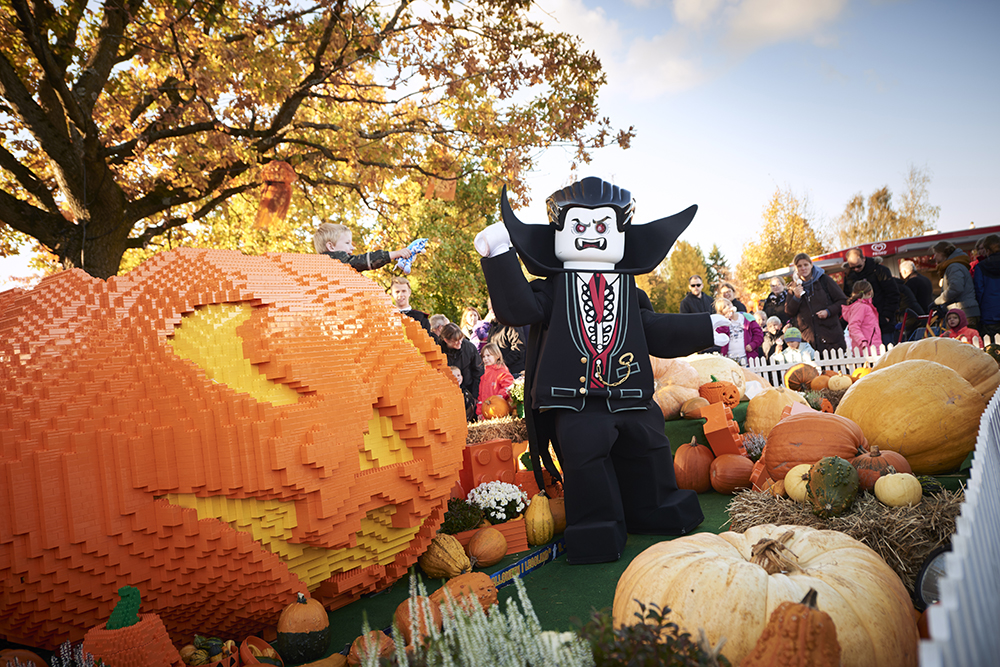 Halloween in LEGOLAND Billund