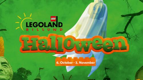 Griezelen deze herfst met Halloween in LEGOLAND® Billund? 3x doen!
