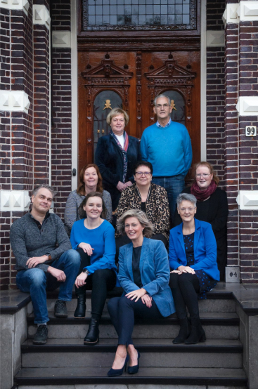 Team Dansk.nl in 2019 - Foto: Dansk.nl