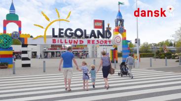 Neem een kijkje in LEGOLAND Billund
