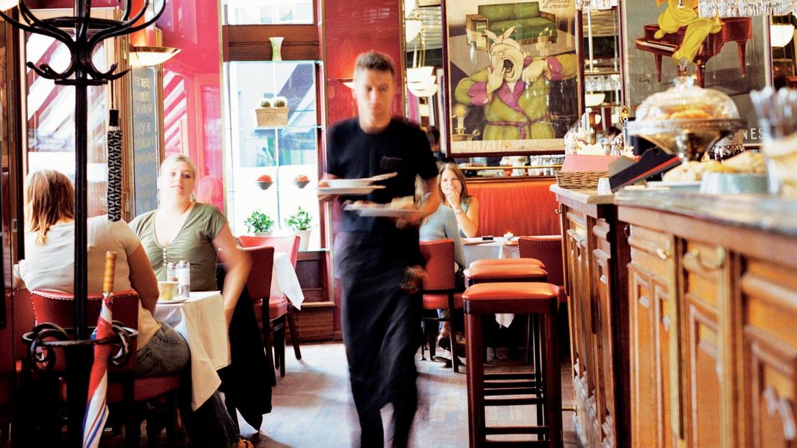 Café Noord Denemarken. Foto: Ditte Isager