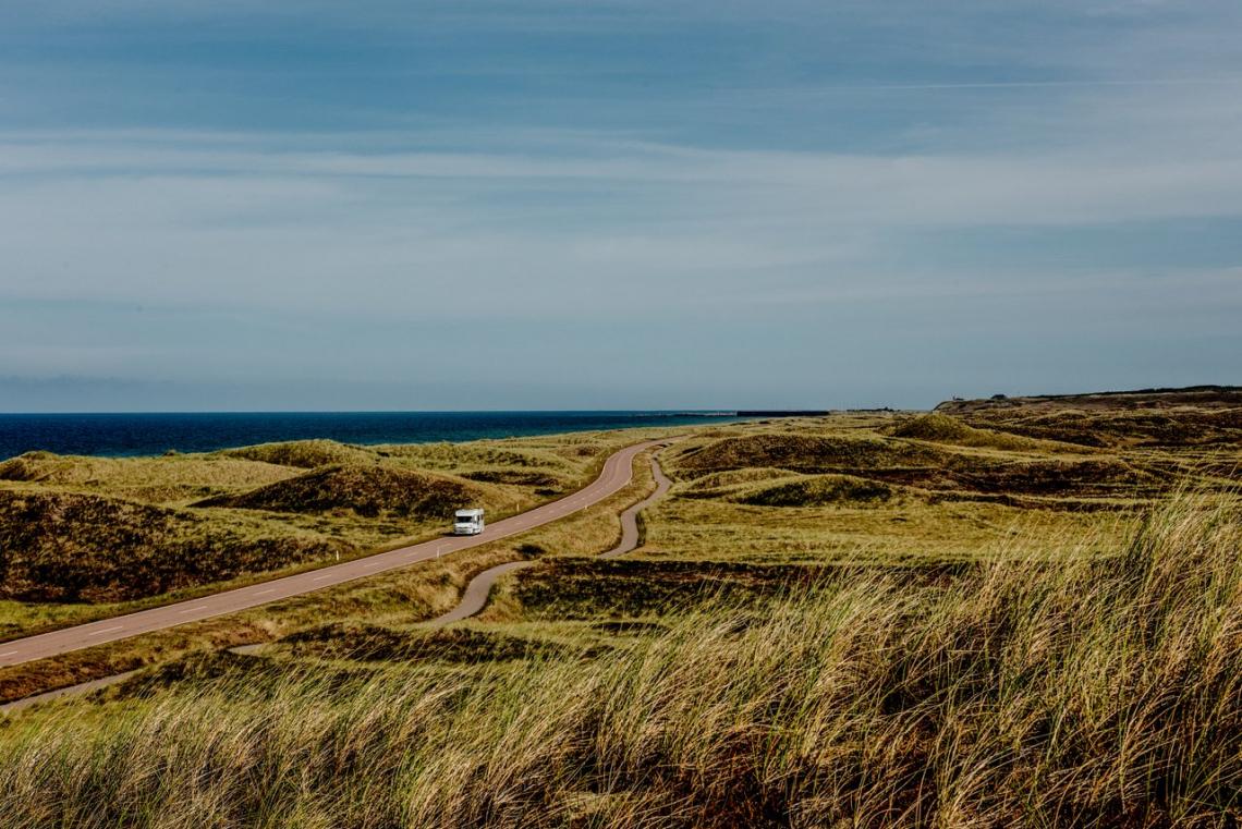 kustroute bij Thy, Denemarken. VisitDenmark - Mette Johnsen