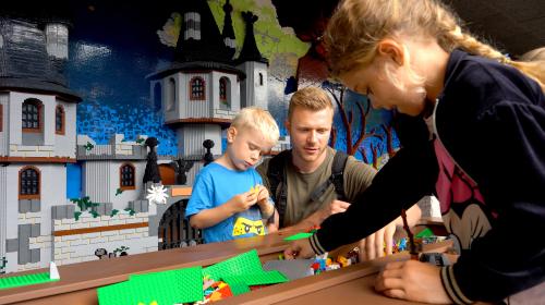 Monsterachtig nieuwe attractie in LEGOLAND Billund