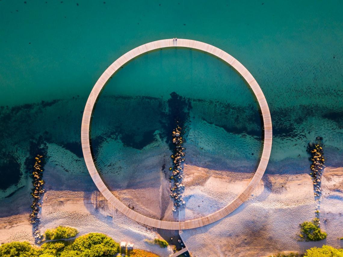 The Infinite Bridge. Foto: VisitDenmark Dennis Borup Jakobsen