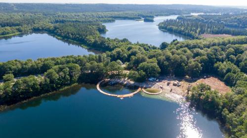 Nieuwe wandelroute in het merenhoogland: Silkeruten