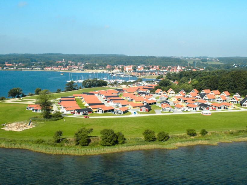 Vakantiepark Enjoy Resort Marina Fiskenæs