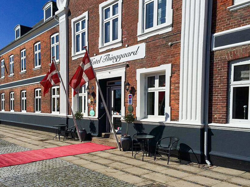 Foto Vakantie in Hotel Thinggaard in Hurup Thy Denemarken