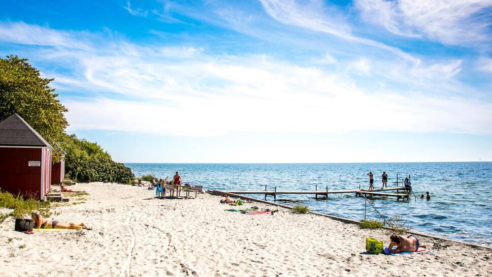 Vakantiepark Nysted Strand Camping