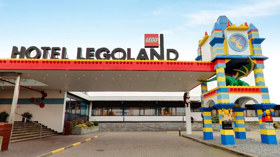 Vakantie in Hotel LEGOLAND in Billund in Denemarken