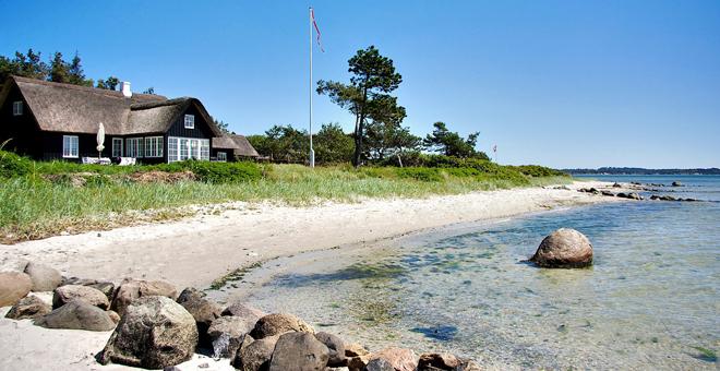 De mooiste vakantiehuizen in Denemarken
