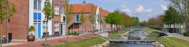 Vakantiepark Ribe Byferie in Denemarken