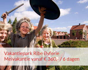 Aanbieding Ribe Byferie in Denemarken